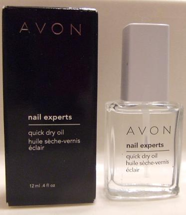 Avon Nail Experts Quick Dry Oil | The Daily Varnish