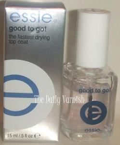 Essie Good to Go! top coat