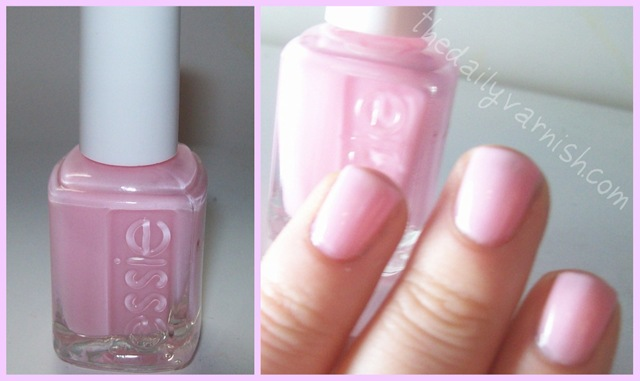 Essie Pop Art Pink The Daily Varnish