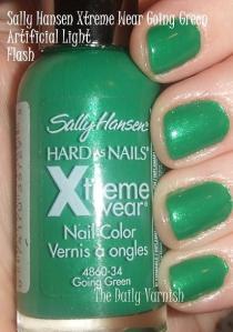 Sally Hansen Xtreme Wear Going Green
