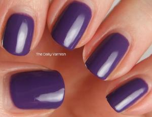 China Glaze Grape Pop 2