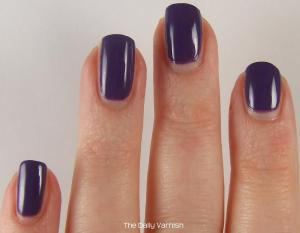 China Glaze Grape Pop 3
