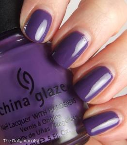 China Glaze Grape Pop 4