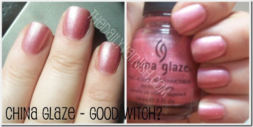 China Glaze - Good Witch