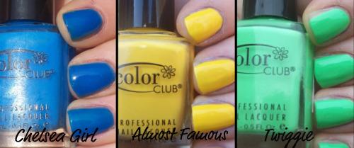 Color Club - Poptastic Chelsea AF Twiggie