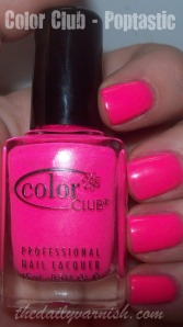 Color Club - Poptastic