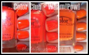 Color Club - Wham!Pow!