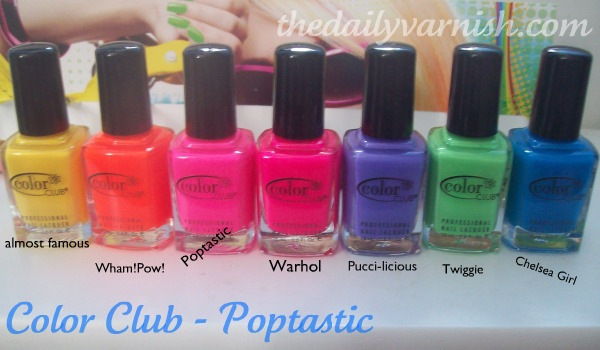 Color Club – Pucci-licious | The Daily Varnish