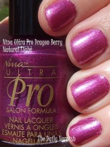 Nina Ultra Pro Dragon Berry