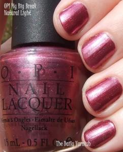 OPI My Big Break