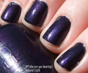 OPI Who are you Wearing?