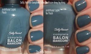Sally Hansen Gray by Gray