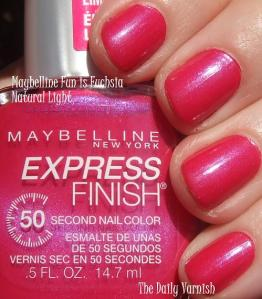 Maybelline Fun is Fuchsia
