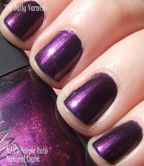 NARS Purple Rain | The Daily Varnish