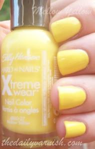 Sally Hansen - Mellow Yellow