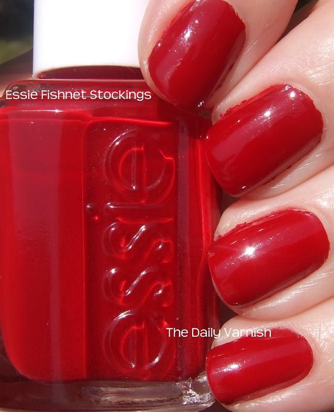 The Frumanista: Essie Fishnet Stockings