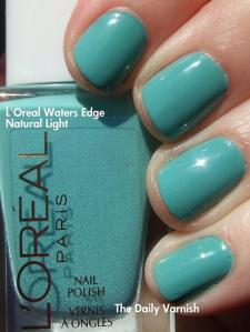 L'Oreal Waters Edge