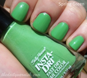 Sally Hansen - Spring Green