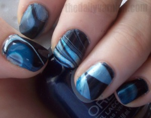 Water Marble - Orly Star of Bombay