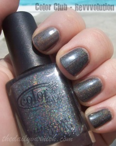 Color Club - Revvvolution