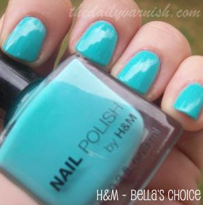 H&M - Bella's Choice