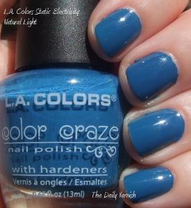 LA Colors Static Electricity