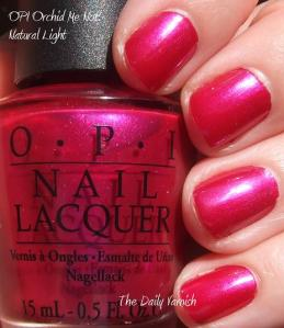 OPI Orchid Me Not