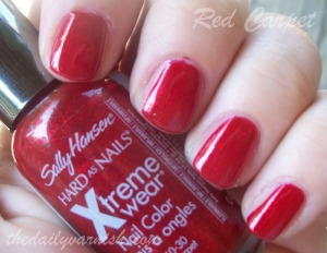 Sally Hansen - Red Carpet