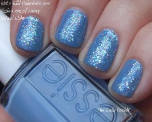 wet n wild hallucinate Essie Lapis Luxury