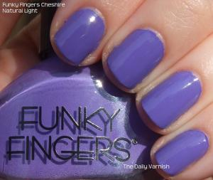 Funky Fingers Cheshire