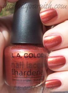 L.A. Colors - Copper