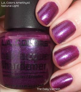 LA Colors Amethyst