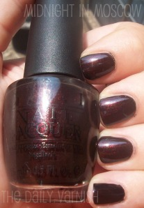 OPI - Midnight in Moscow
