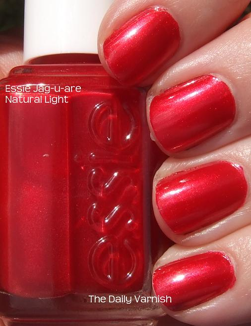 Essie Jag-u-are | The Daily Varnish