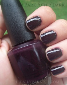 OPI - Lincoln Park After Dark