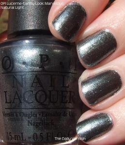 OPI Lucerne-tantly Look Marvelous