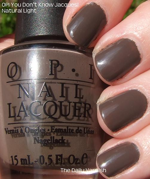 fifty shades of grey nail polish and other must have