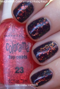 Maybelline Colorama 23 Ruby Rays