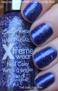 Sally Hansen Cosmic Blue