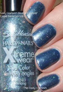 Sally Hansen Xtreme Wear Blue Icing