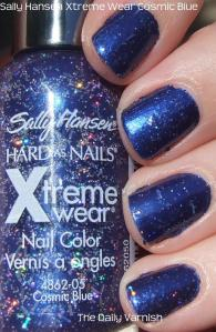 Sally Hansen Xtreme Wear Cosmic Blue