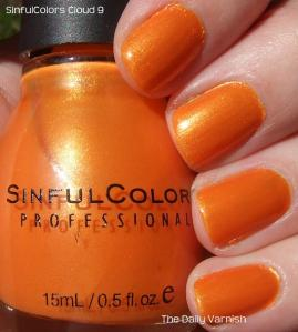 SinfulColors Cloud 9