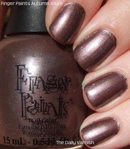 Finger Paints Autumn Allure