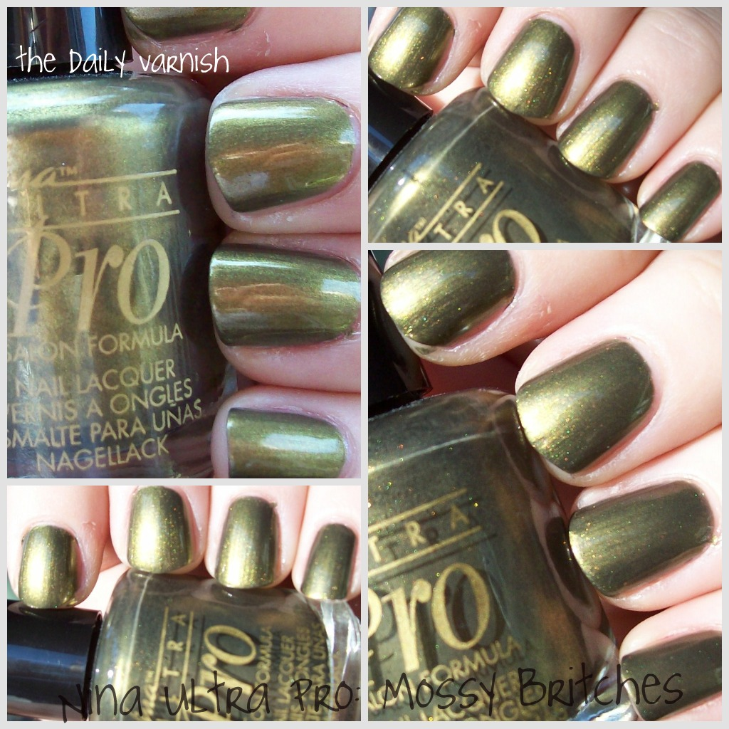 Nina Ultra Pro | The Daily Varnish