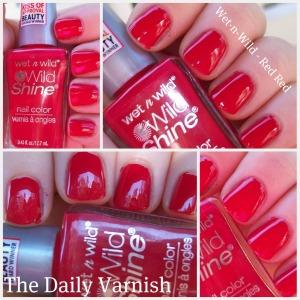 Wet n Wild - Red Red