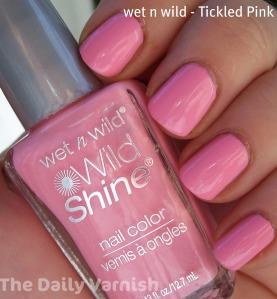 Wet n Wild - Tickled Pink