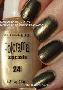 Maybelline Colorama Gold Wash