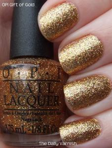 OPI Gift of Gold