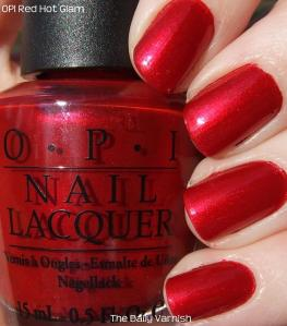 OPI Red Hot Glam