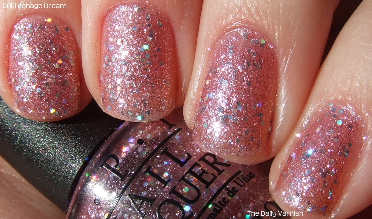 OPI Teenage Dream – The Daily Varnish